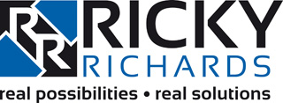 RICKY RICHARDS Logo