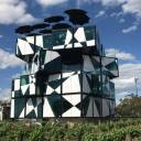 D'Arenberg Winery Cube Umbrellas Project in SA (2018)