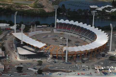 Metricon Stadium Carrara
