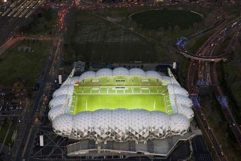 Aami Park Stadium Melbourne