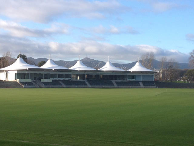 1. Hagley view from pitch centre