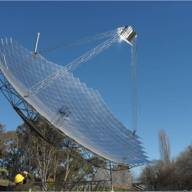 Big Dish Solar Concentrator
